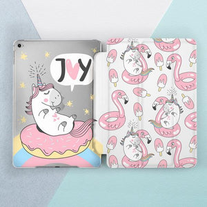 Unicorn ipad coque  Etsy
