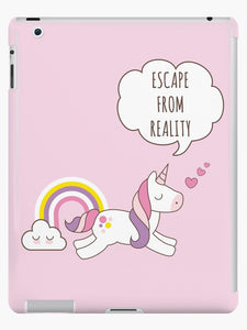 "Unicorn kawaii"" iPad coque & Skin by"