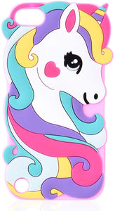 Vivid Unicorn coque for Apple iPod Touch