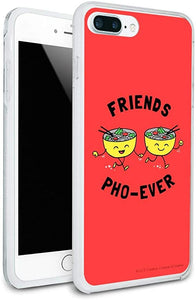 friends RUBBER phone coque Fits iPhone