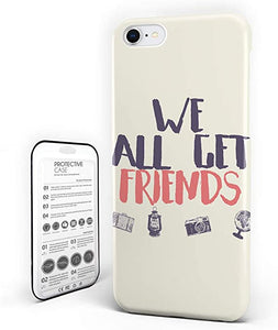 friends plastic phone coque Fits iPhone