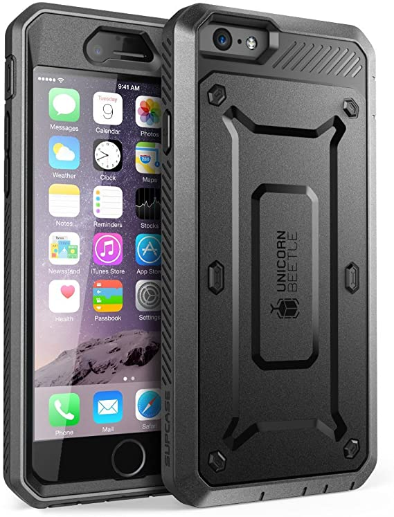 iPhone 6 SUPcoque Unicorn Beetle Pro