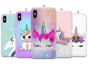 iPhone 7 Unicorn Pink Handphone coque