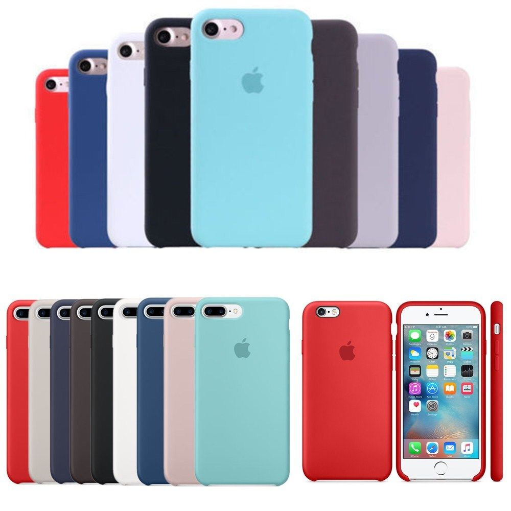iPhone se Silicone coque