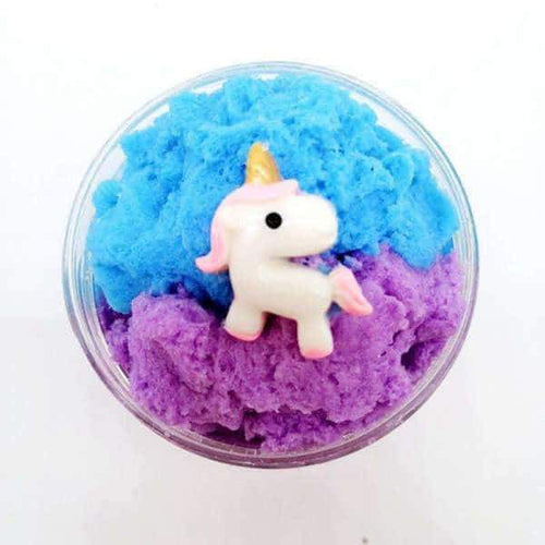 ellie magic world slime licorne, Slime licorne <br> avec une licorne - frdujiaoshou1