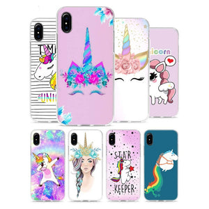 most popular unicorn coque iphone 6 tpu