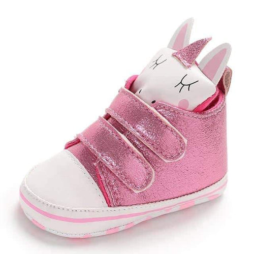 chaussette licorne asos, Chaussure licorne <br> fille rose - frdujiaoshou1