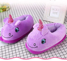 Charger l'image dans la galerie, chausson licorne smoko, Chausson licorne <br>femme - frdujiaoshou1