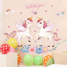 Charger l'image dans la galerie, stickers licorne ongles, Stickers licorne <br> géant - frdujiaoshou1