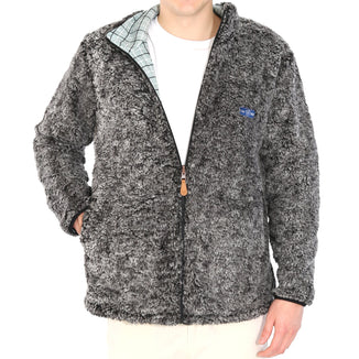 Black Sherpa - Boca Plaid