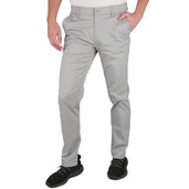 Brushed Stretch Cotton Pants