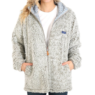 Grey Sherpa - Grey Darty