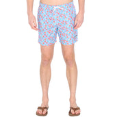 Stretch Swim Shorts 6 Inch