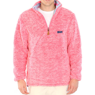 Pink Sherpa - Flamingo Floral
