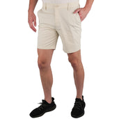 Brushed Stretch Cotton Shorts 7""