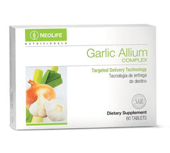 Garlic Allium Complex - Supliment de Alicină