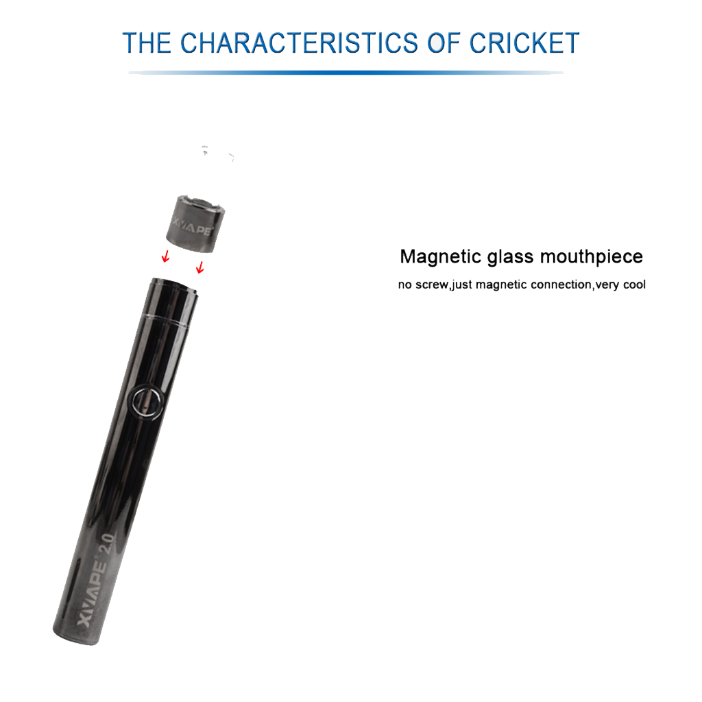XVAPE Cricket 2.0 Concentrates Vaporizer parts