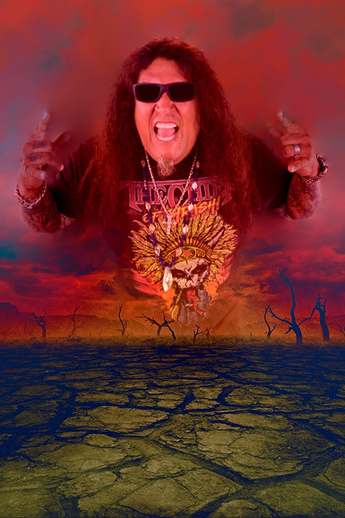 Chuck Billy of Testament brings you his The Chief Signature Series line of herbal and oil vaporizers