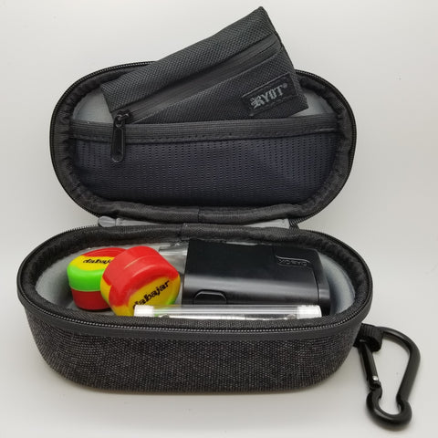 The NEW and IMPROVED HeadCase™ brings safe, discreet, and portable storage for your goods. The SmellSafe Carbon Series