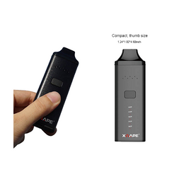 XVAPE Avant Herb Vaporizer Cannabis Weed Pot Convection Black XVAPE Avant is the latest in ultra-compact, portable dry herb vaporizers