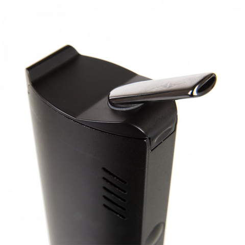 XVAPE Fog Herb Concentrates Vaporizer Black top view
