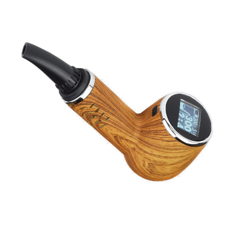 Anlerr Homles PipeVape Herb Vaporizer Cannabis Weed Pot Convection Brown Wood brings that experience of distinction into the form of a high-quality herb vaporizer