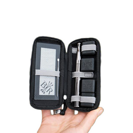 Black Rock Originals Safety Case Vape smell-proof open