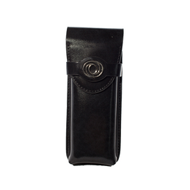 Erbanna Doob Tube Triple Closed Smell-Proof Leather Doob Tube (3 Doob's) leather case houses three (3) Doobtubes, which are Smell-Proof, Water-Proof, and Sweat-Proof blunt/joint holders.