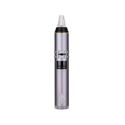 Focusvape Pro-S Herb Vaporizer Bubbler Kit Silver Focusvape Pro-S Premium is an excellent vaporizer for those people looking for a compact, portable pen-style that's quick and easy to use.