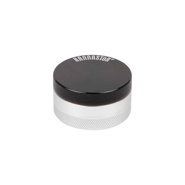 "Kannastor 1.5"" 2-piece Herb Grinder all metal 2-piece grinders feature Kannastör® unique tooth design to create a superior, fluffy grind with fewer twists of your wrist."