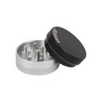 "Kannastor 1.5"" 2-piece Herb Grinder Compact and efficient, these have been a favorite of discerning smokers for years!"