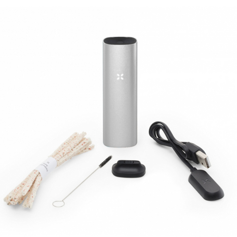 PAX 3 Herb Concentrates Vaporizer Basic Kit Silver PAX 3 dry herb and concentrate vaporizer is a true dual-use vaporizer for aromatic blends and concentrates. Elevate your vapor experience to highest