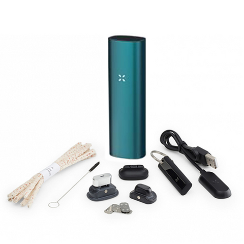 PAX 3 Herb Concentrates Vaporizer Complete Kit Teal