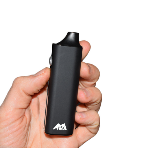 Pulsar APX-2 herb vaporizer Cannabis Weed Pot Convection black palm size