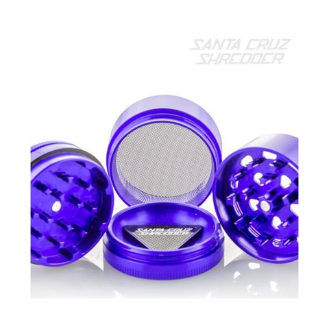Santa Cruz Shredder 4-piece Grinder Purple
