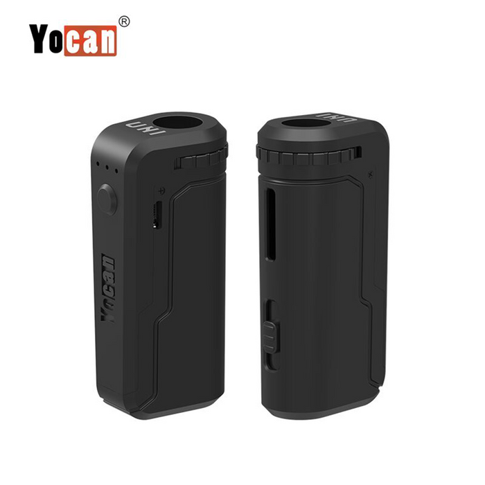 Yocan UNI Universal Portable Vaporizer Box Mod THC Oil Cartridges CBD Oil Cartridges Vape Pen Battery Yocan UNI 510-thread box battery offers ultimate protection and discretion for your oil cartridges
