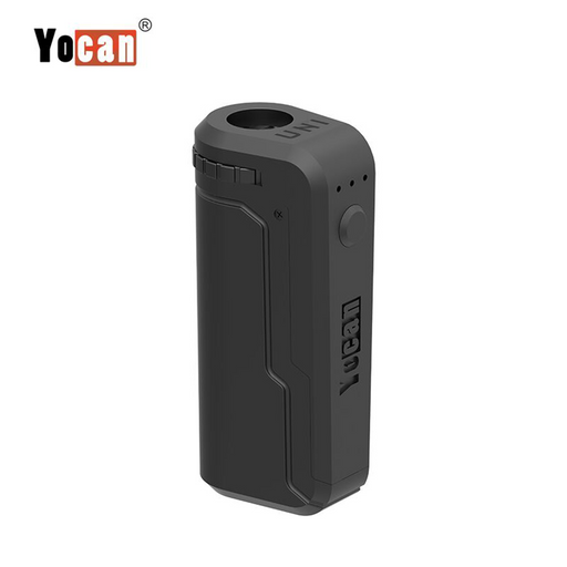 Yocan UNI Box Mod Universal Portable Vaporizer THC Oil Cartridges CBD Oil Cartridges Vape Pen Battery Yocan UNI 510-thread box battery offers ultimate protection and discretion for your oil cartridges