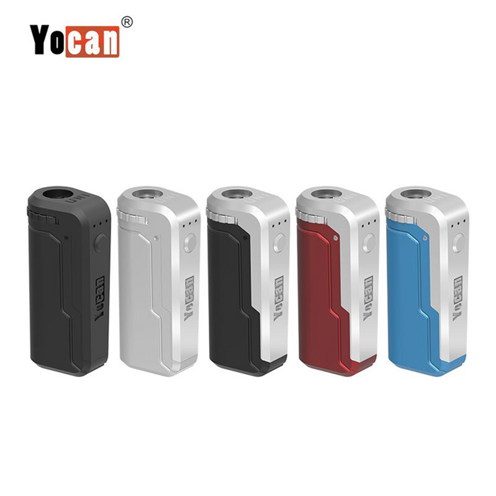 Yocan UNI Universal 510 Thread Portable Vaporizer Box Mod