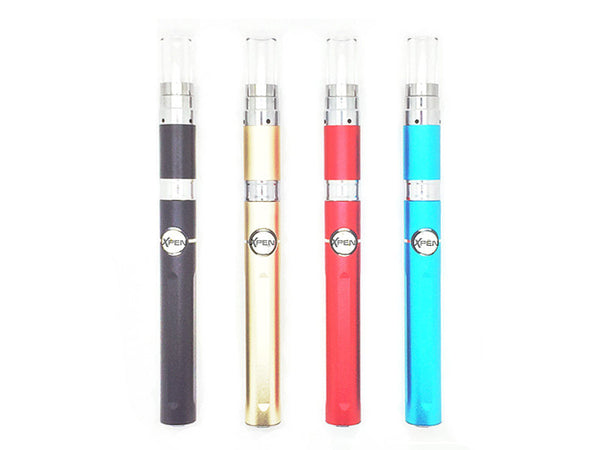 X Pen Nectarizer - vaporizer pen for heavy oils with enclosed ceramic stove-type micro burner chamber