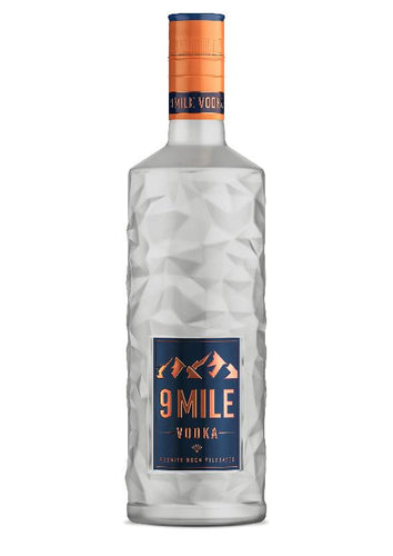 finespirits-9 Mile Vodka 37,5% 0,70l