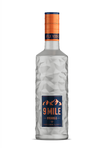 finespirits-9 Mile Vodka 37,5% 0,50l