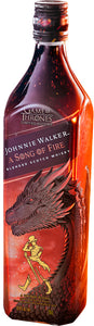 "finespirits-Johnnie Walker ""Game of Thrones Edition"" - A Song of Fire 40% 0,70l"