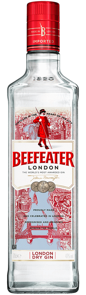 finespirits-Beefeater Gin 47% 0,70l