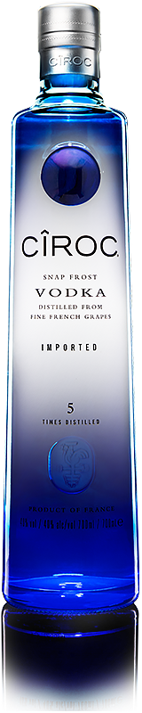 finespirits-Ciroc Vodka 40% 1,75l