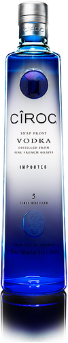 finespirits-Ciroc Vodka 40% 0,70l