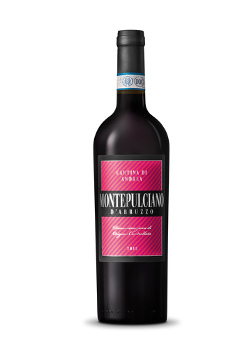 finespirits-DOC Montepulciano D'Abruzzo DOC 0,75 - Scavi&Ray Winery 0,75l