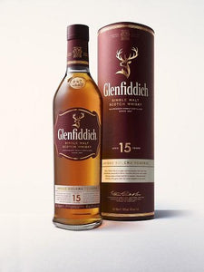 finespirits-Glenfiddich 15 Jahre Whisky 40% 0,70l