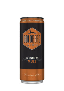 finespirits-Goldberg Moscow Mule Dose 12x0,33l