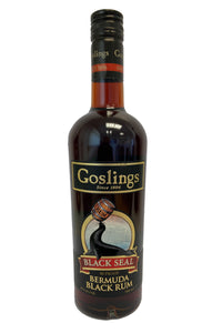 finespirits-Goslings Black Seal Dark Rum 40% 0,70l