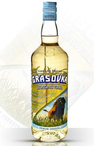 finespirits-Grasovka Wodka 38% 0,70l